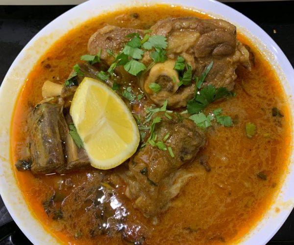 Nihari Gosht (Lamb Shank)
